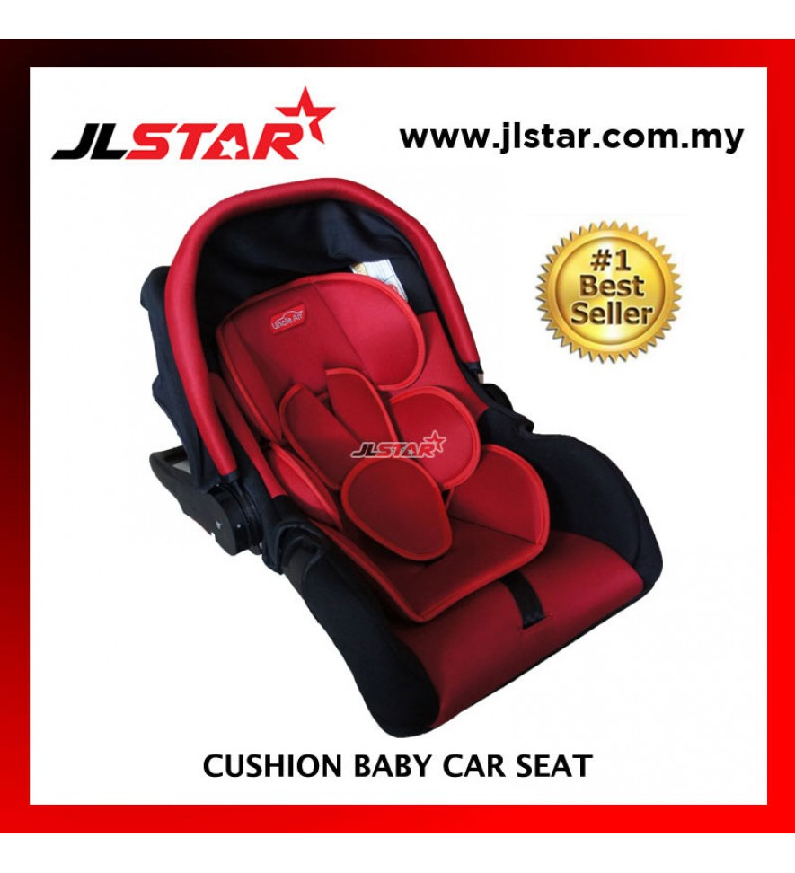 BABY CAR SEAT BABY CARRIER WITH ADJUSTABLE HANDLE AND CANOPY