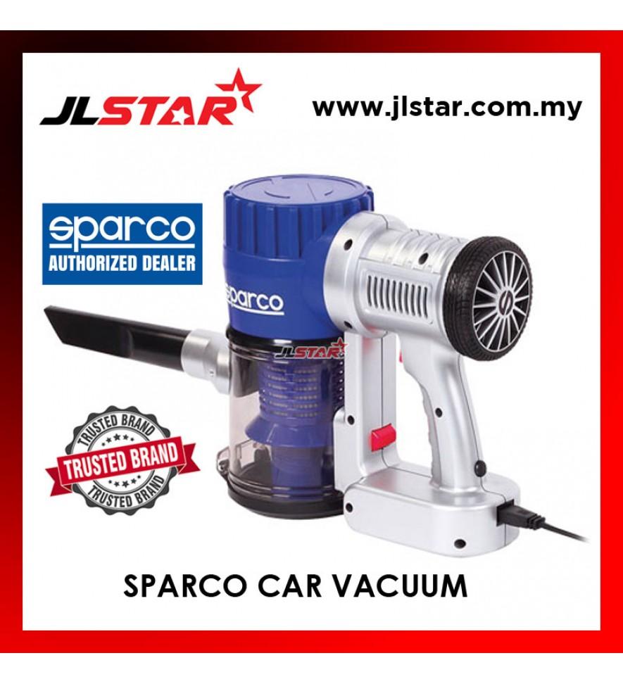 SPARCO 12V CAR VACUUM