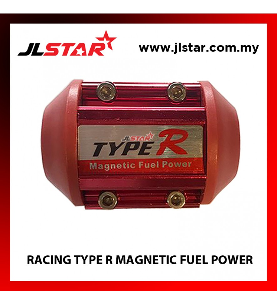 RACING TYPE R MAGNETIC FUEL POWER