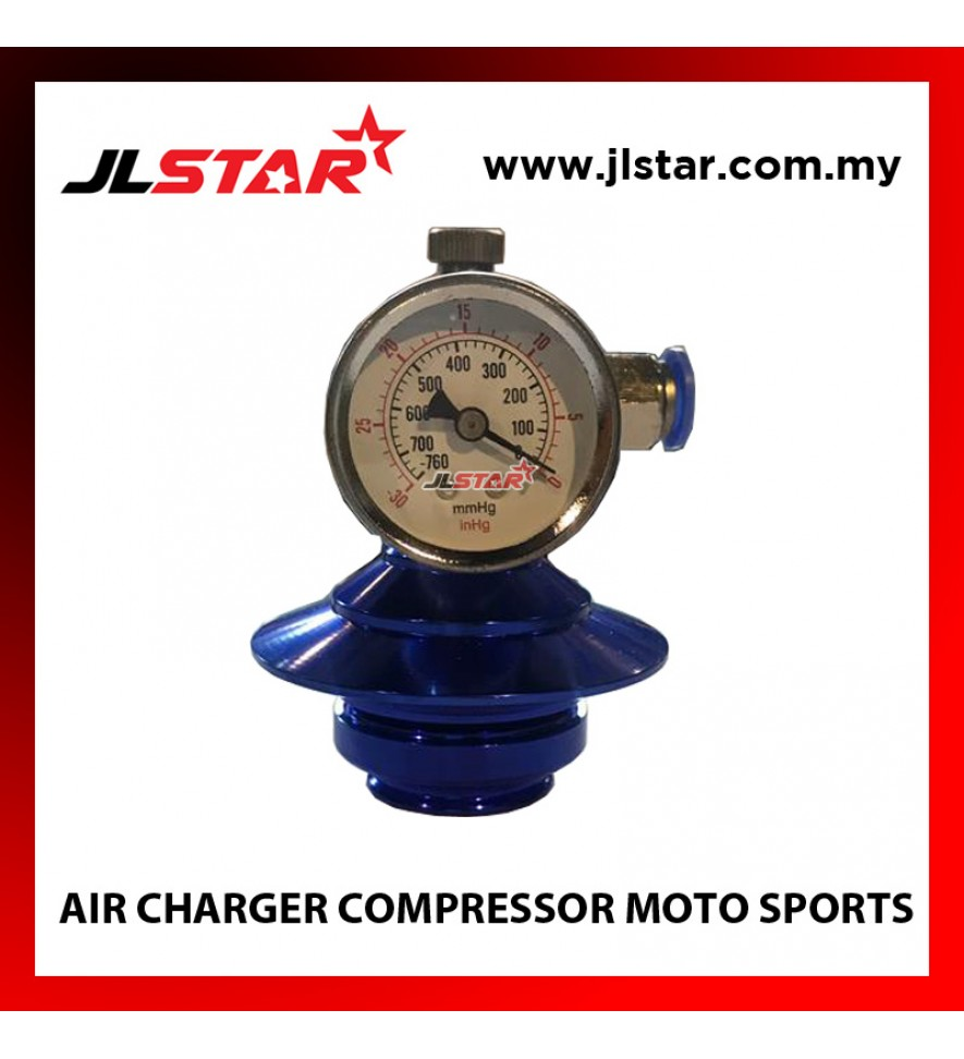 AIR CHARGER COMPRESSOR MOTO SPORTS