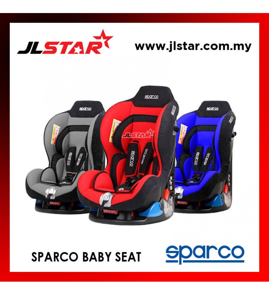 SPARCO F5000K BABY CAR SEAT