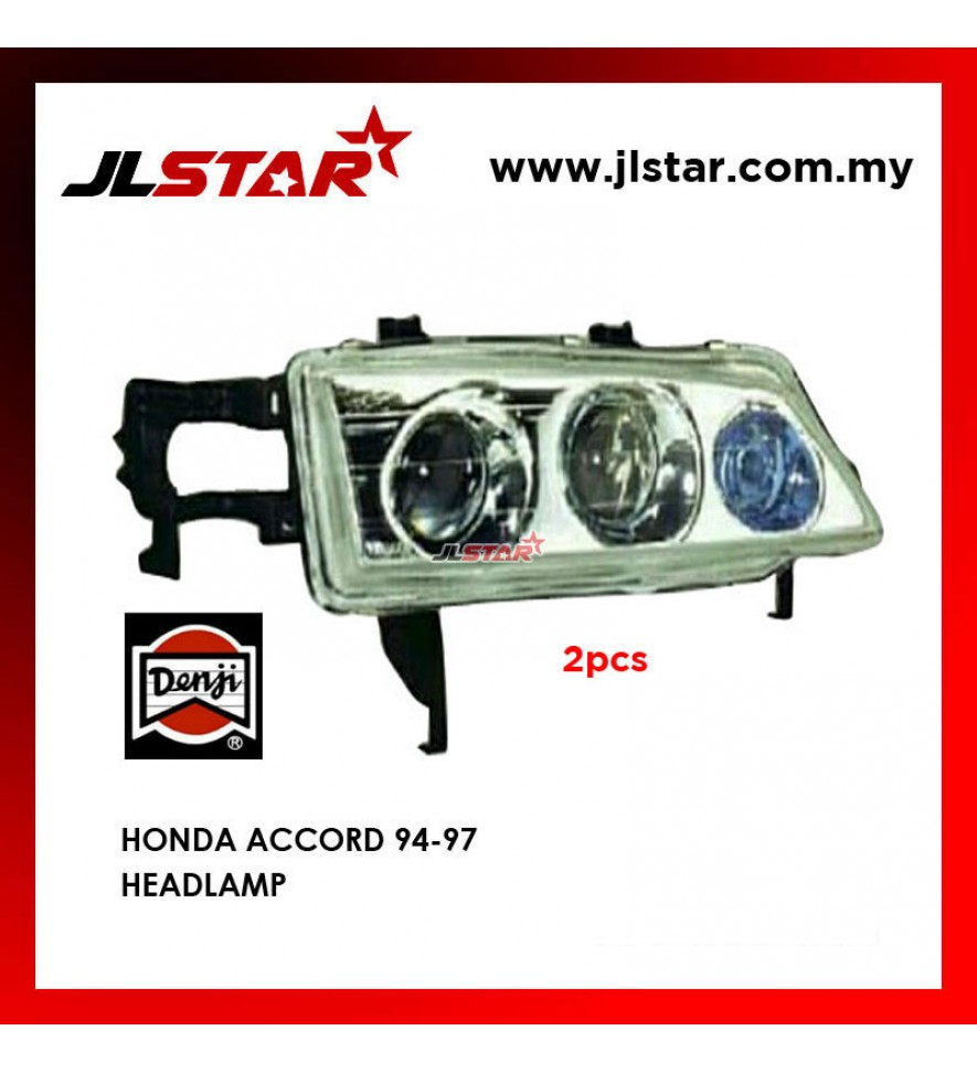 HONDA ACCORD 94-97 PROJECTOR HEAD LAMP