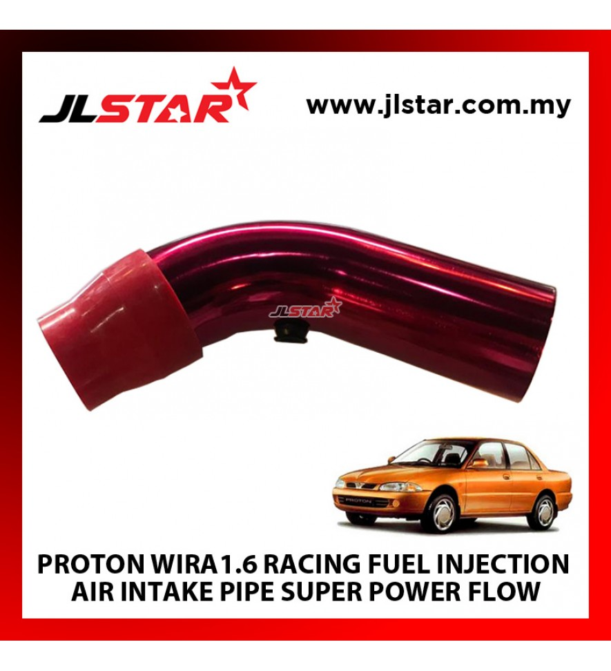 PROTON WIRA 1.6 RACING FUEL INJECTION AIR INTAKE PIPE SUPER POWER FLOW