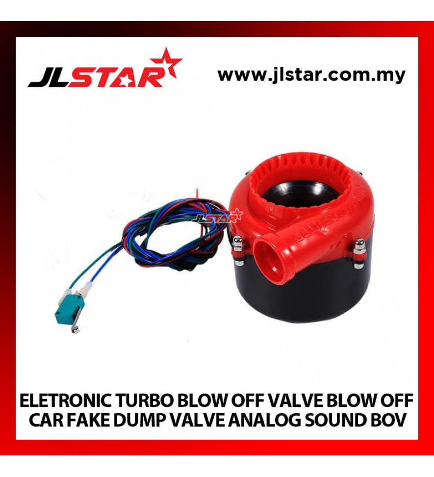 ELECTRONIC TURBO BLOW OFF VALVE BLOW OFF CAR FAKE DUMP VALVE ANALOG SOUND BOV