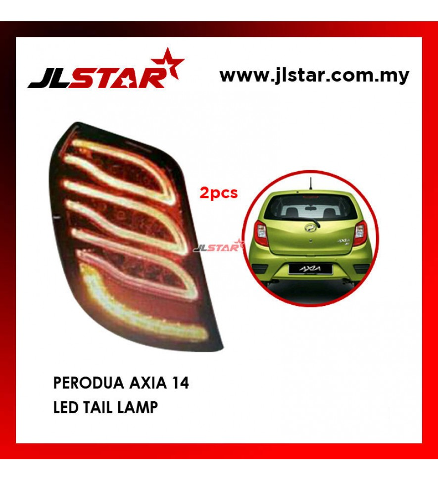 AXIA TAIL LAMP ACC LED LIGHT BAR SET