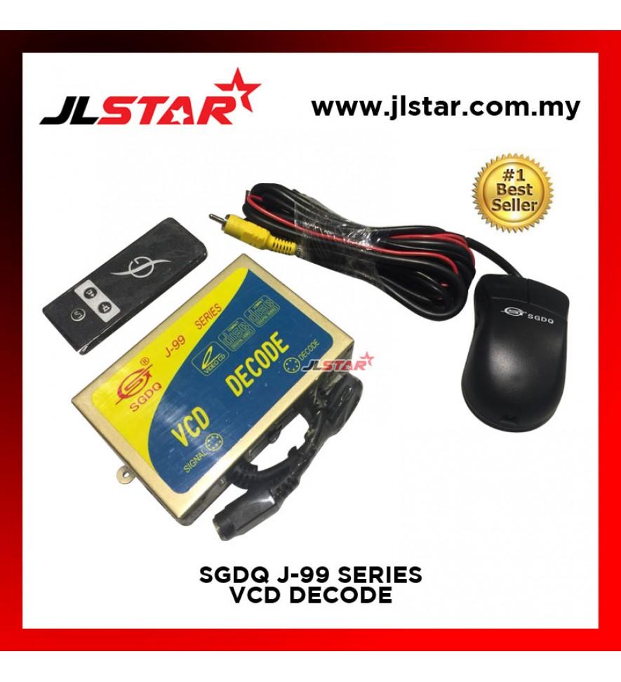 SGDQ J-99 SERIES VCD DECODE
