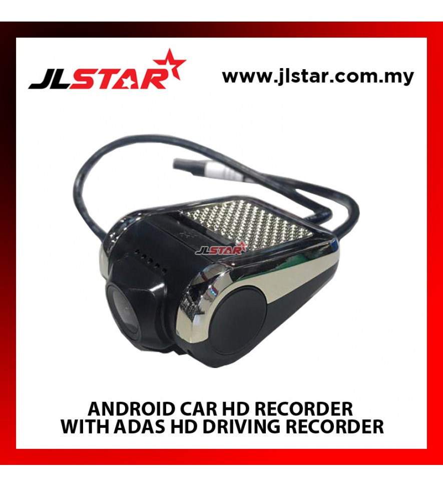 ANDROID CAR HD RECORDER WITH ADAS HD DRIVING RECORDER