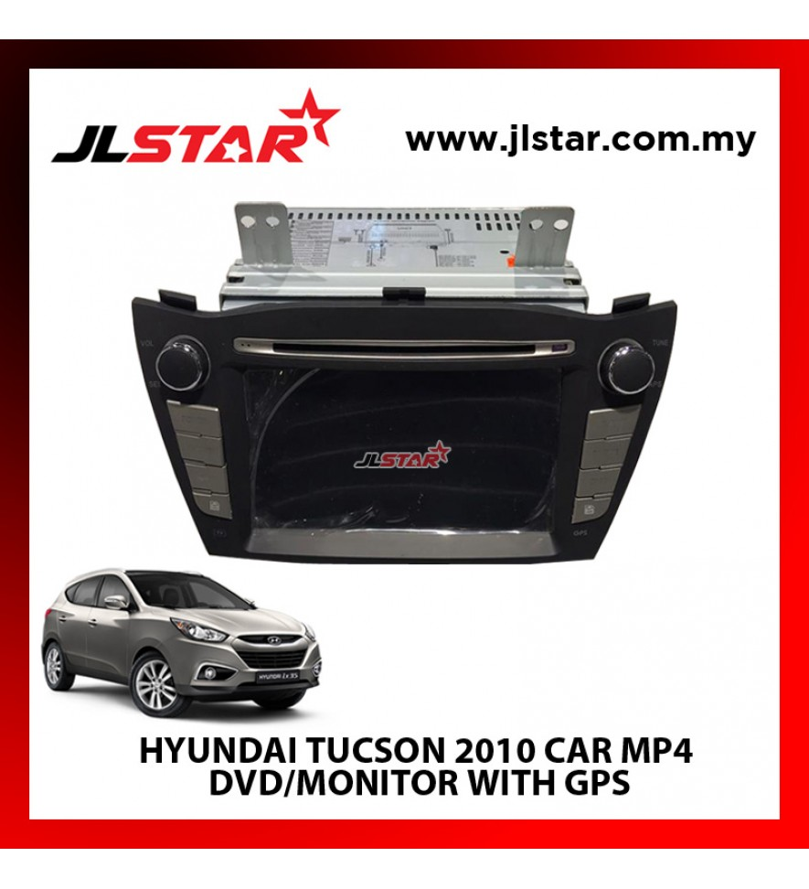 HYUNDAI TUCSON 2010 CAR MP4 DVD/MONITOR WITH GPS THE BEST CHOICE FOR MULTIMEDIA CAR ENTERTAINMENT SYSTEM