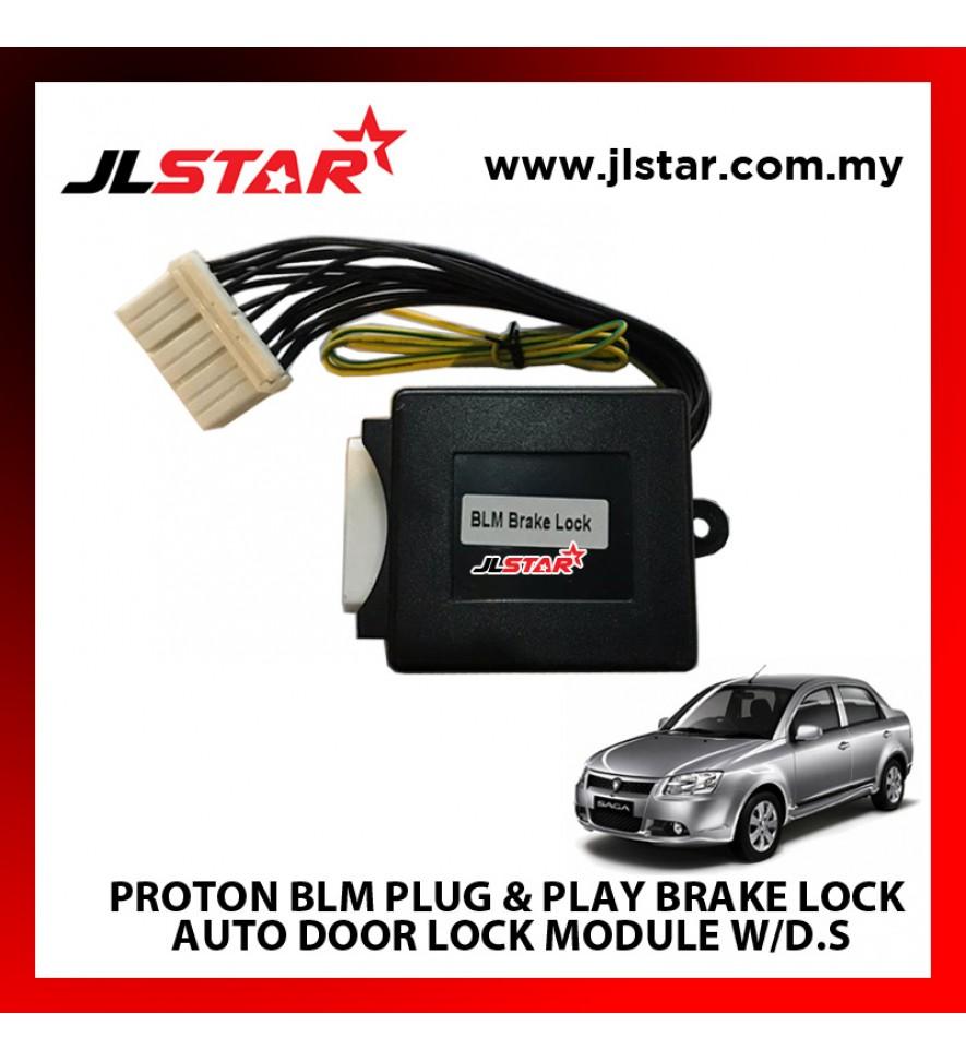 PROTON BLM 2 PLUG & PLAY BRAKE LOCK AUTO DOOR LOCK MODULE W/D.S