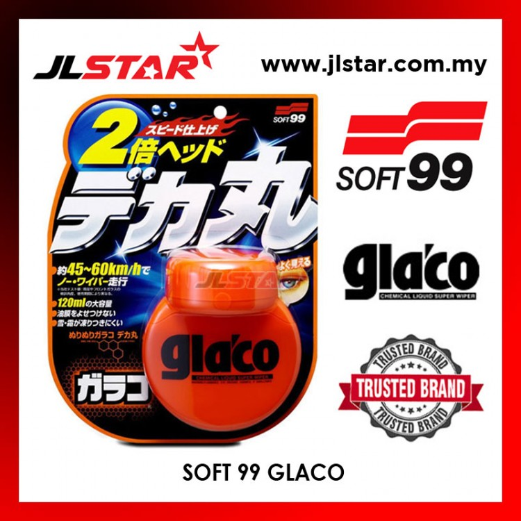 SOFT 99 GLACO ROLL ON LARGE - 120ML 04107