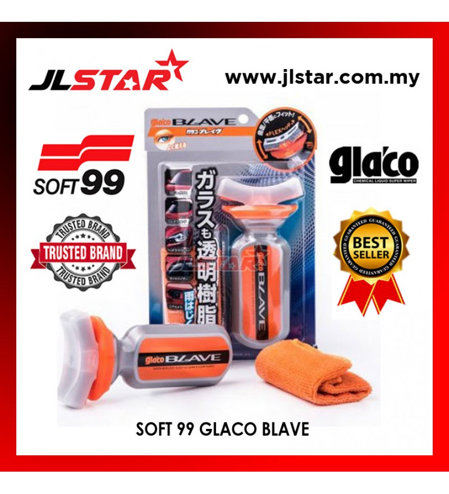 SOFT 99 GLACO BLAVE 70ML 04953