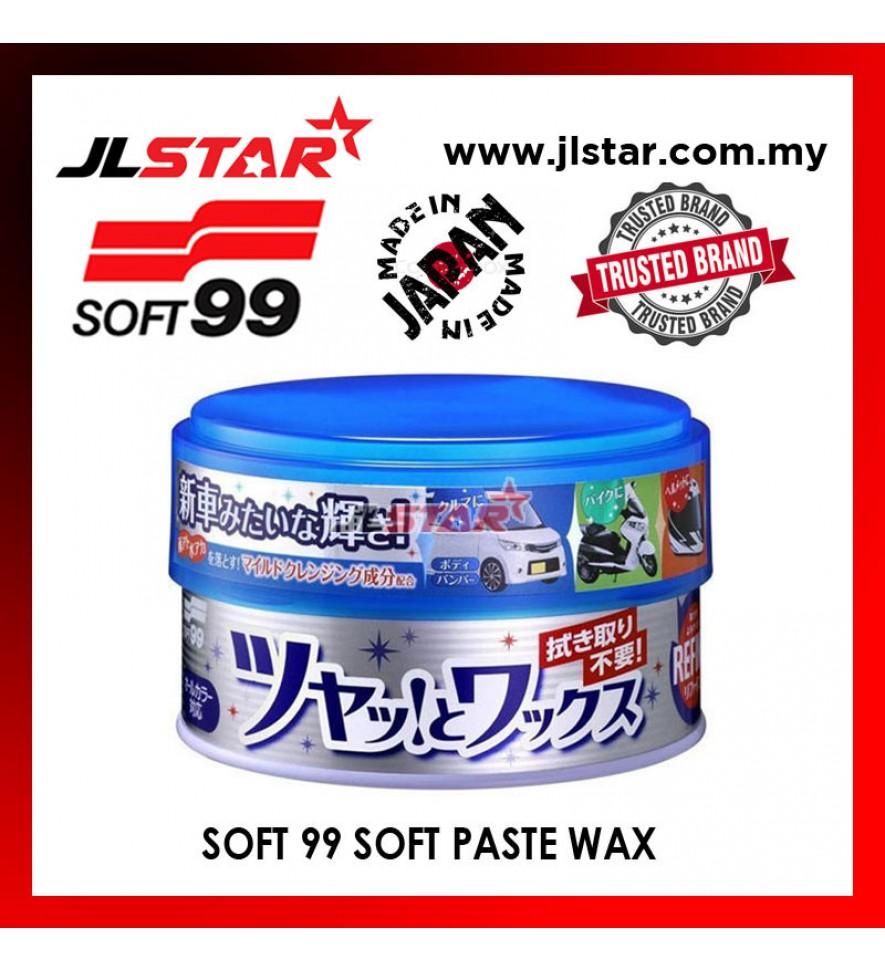 SOFT 99 SOFT PASTE WAX 00421