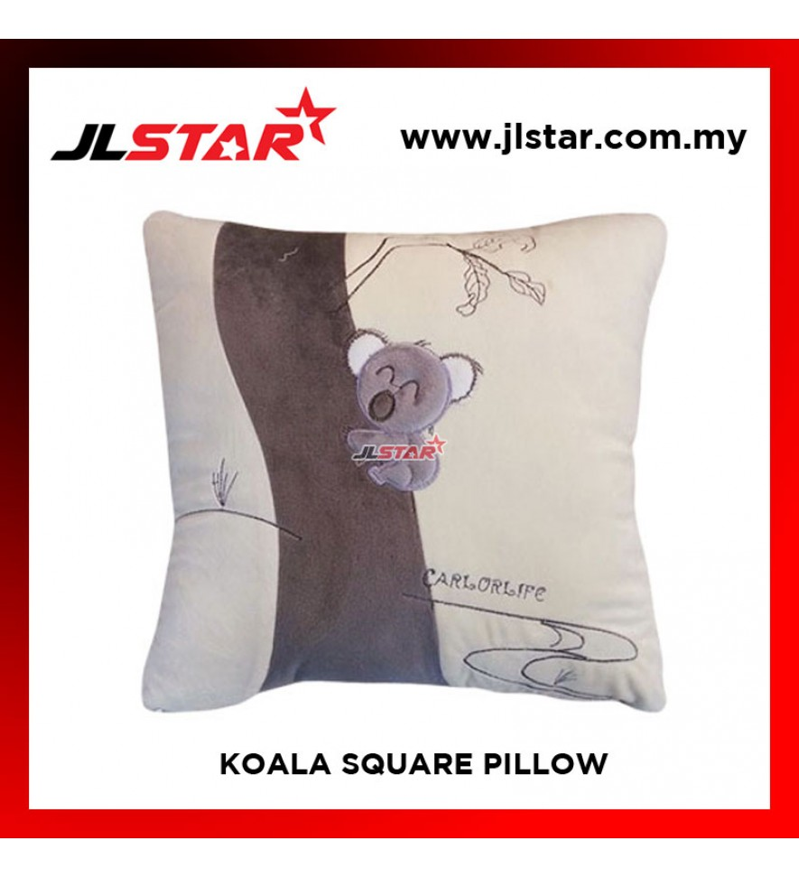 KOALA SQUARE PILLOW S2