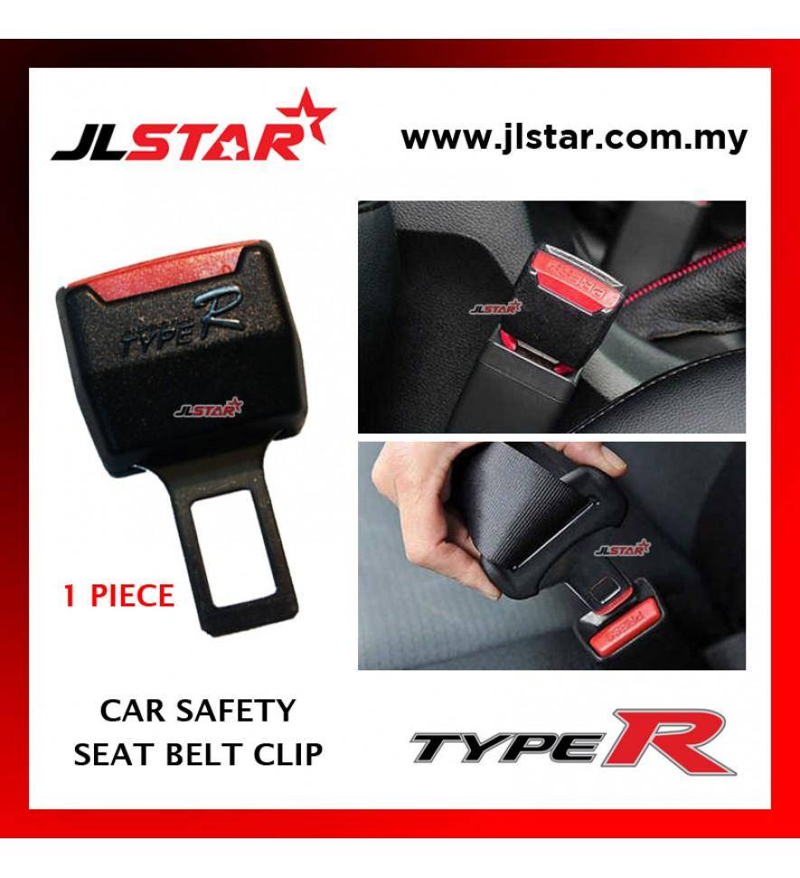 TYPE-R SINGLE SEAT BELT CLIP
