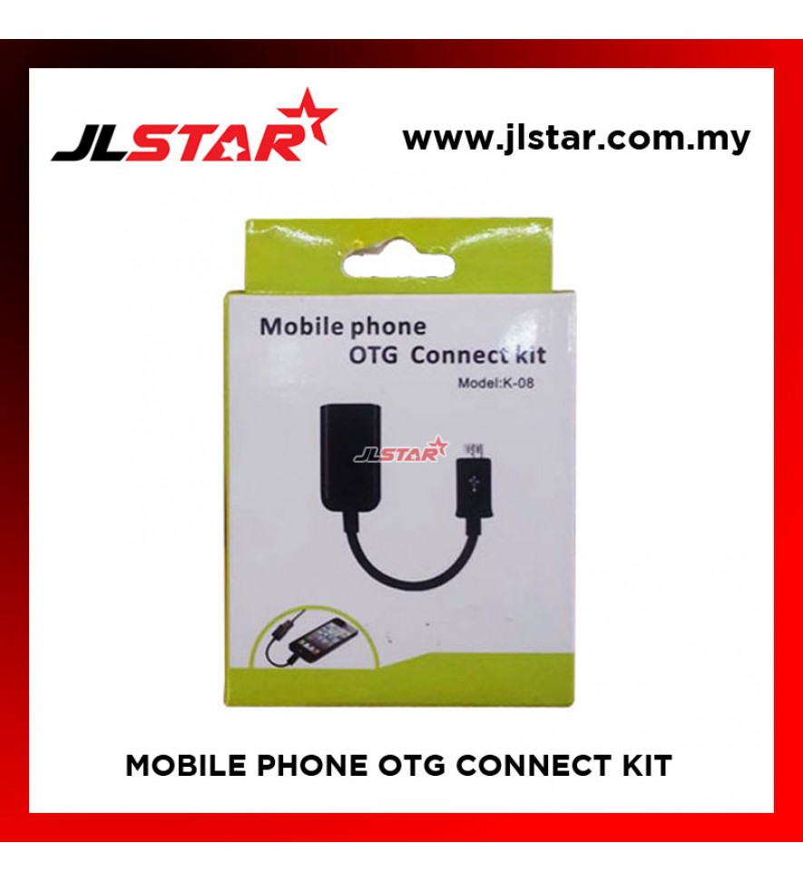 OTG MOBILE PHONE TYPE-C CONNECT KIT(ANDROID)