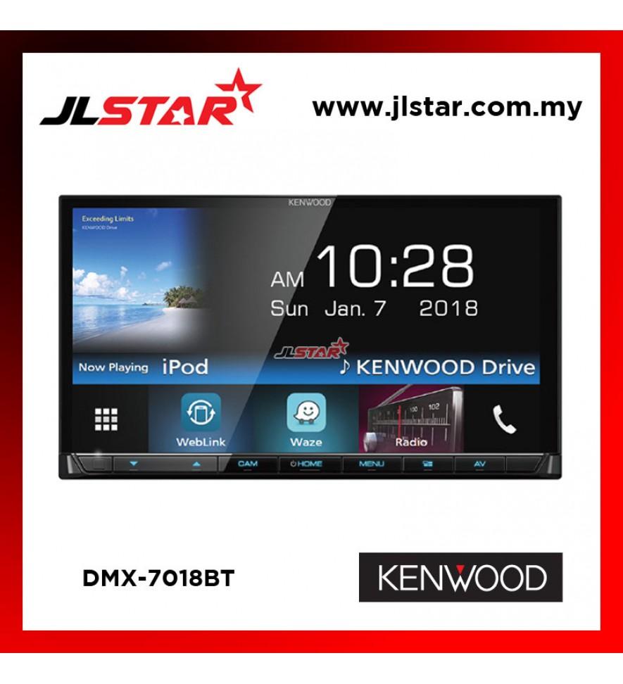 KENWOOD DMX7018BT DOUBLE DIN PLAYER