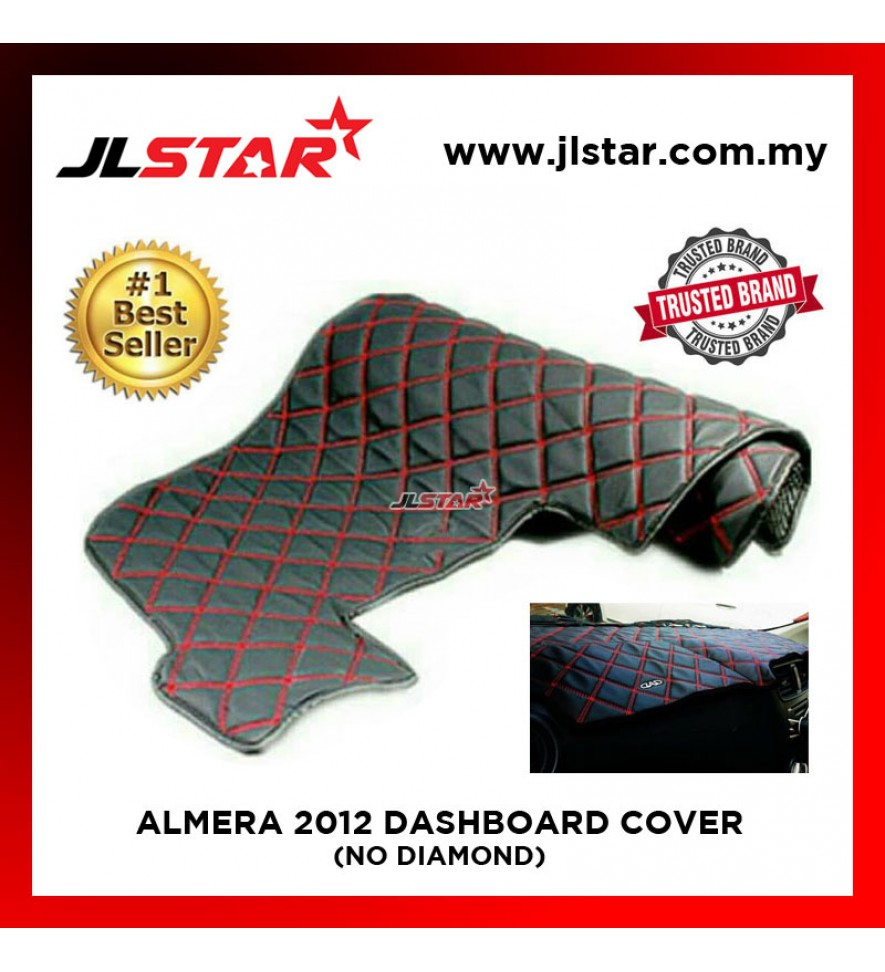 OEM ALMERA 2012 DASHBOARD COVER