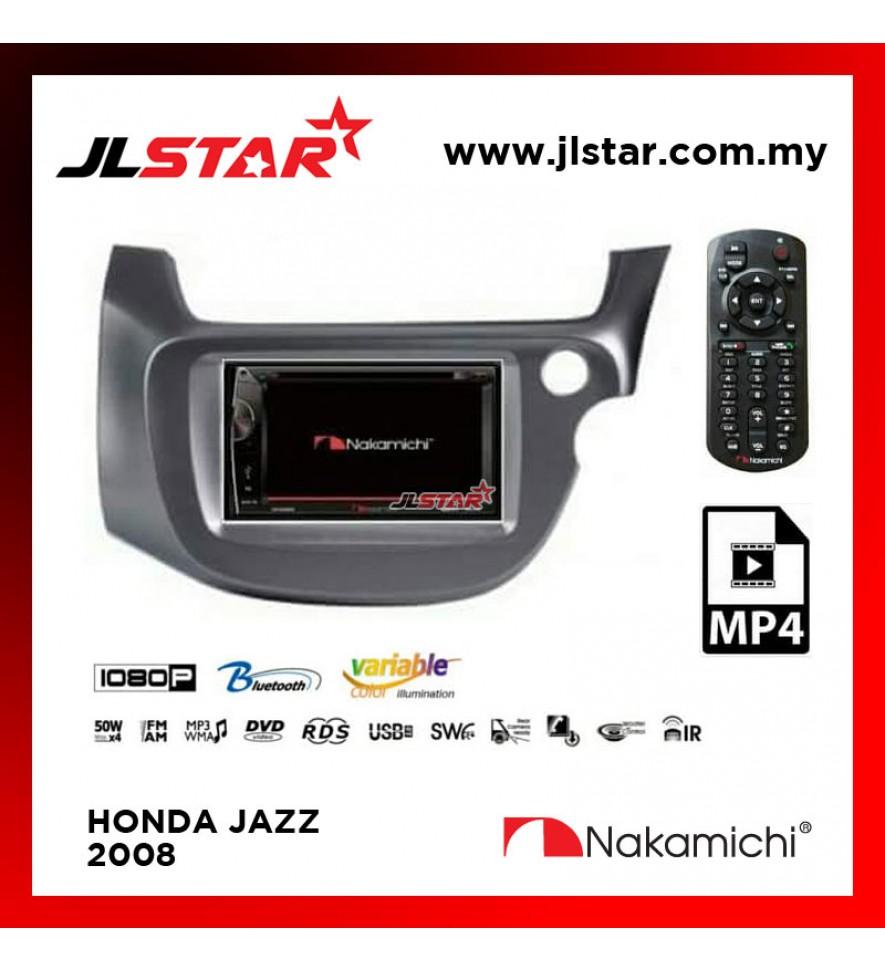 HONDA JAZZ 08 CASING + NAKAMICHI NA1200S