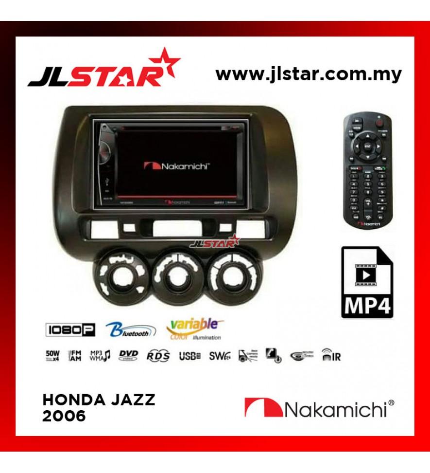 HONDA JAZZ '06 CASING+NAKAMICHI NA1200S