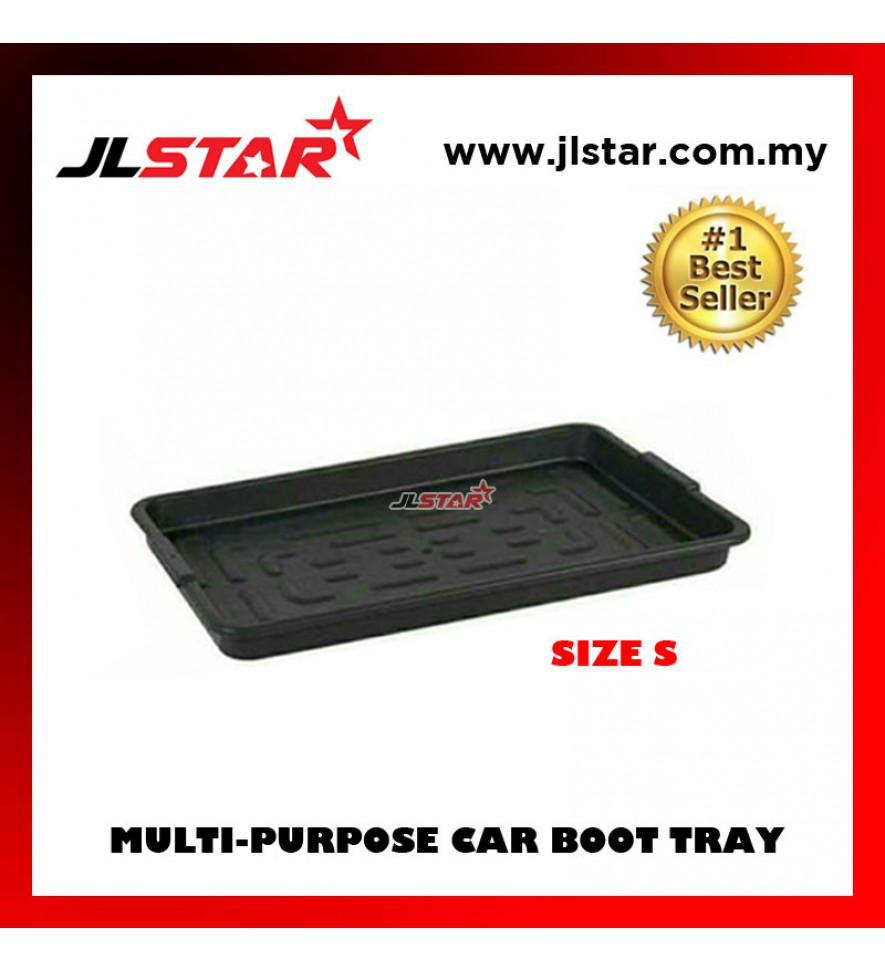MULTI USE CAR BOOT TRAY SIZE S
