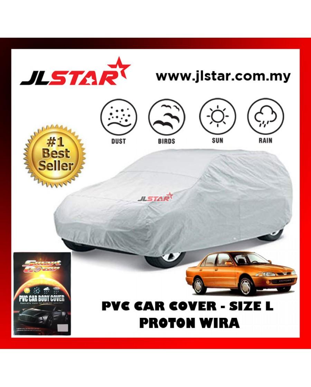 PVC CAR COVER PROTON WIRA SUNPROOF