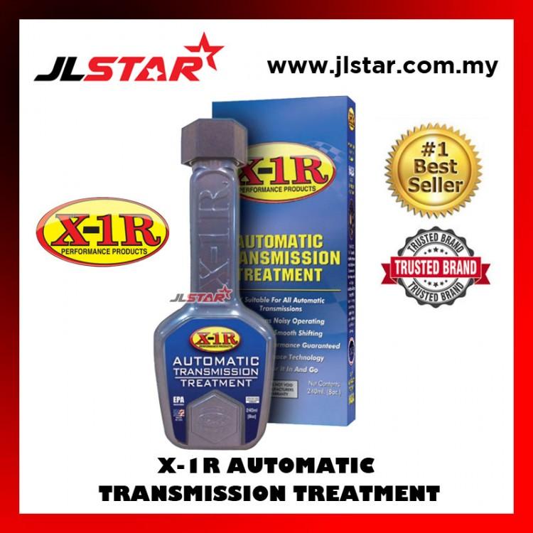 X-1R AUTOMATIC TRANSMISSION TREATMENT 240ML