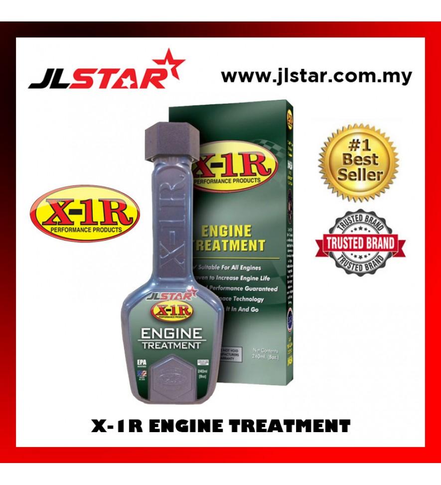 X-1R ENGINE TREATMENT 240ML