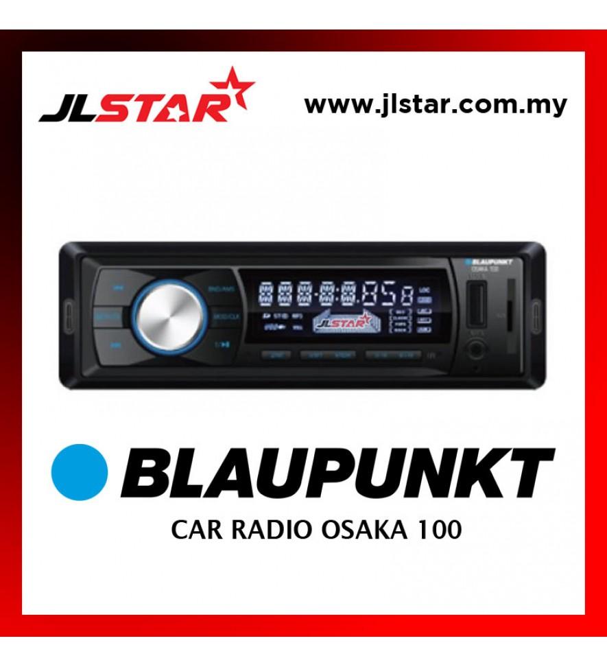 BLAUPUNKT OSAKA 100 USB SD AUX CAR FM RADIO STEREO