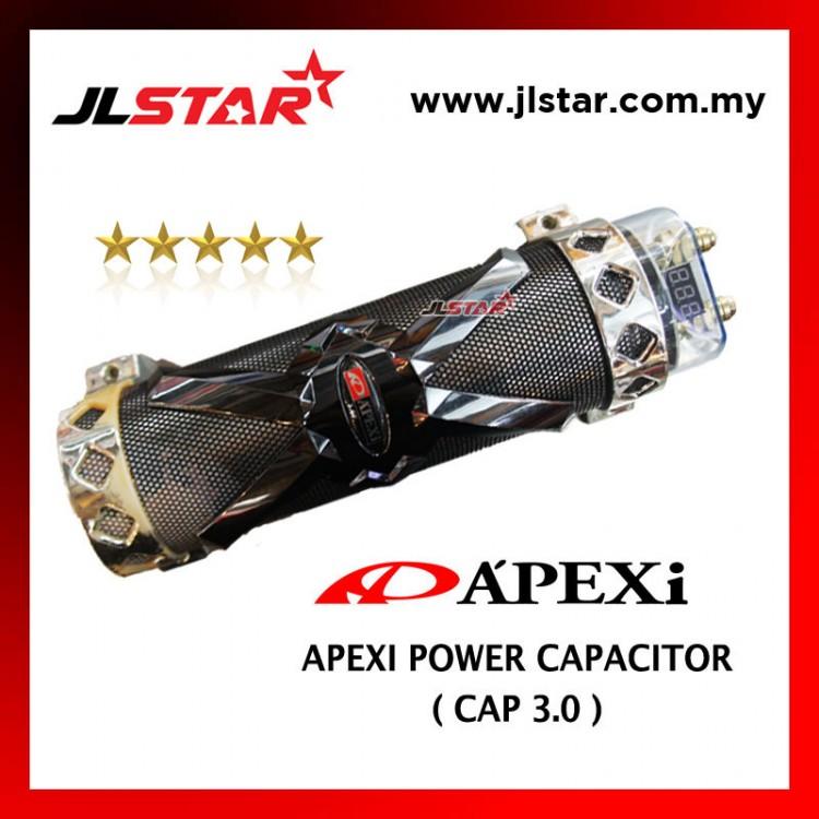POWER CAPACITOR APEXI POWER CAPACIOR 3.0 FARAD
