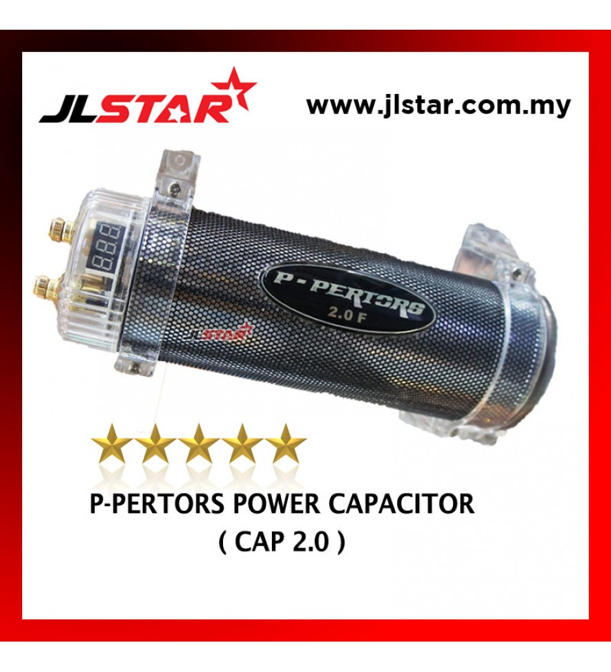 P-PERTORS POWER CAPACITOR (CAP2.0) 2.0 FARAD