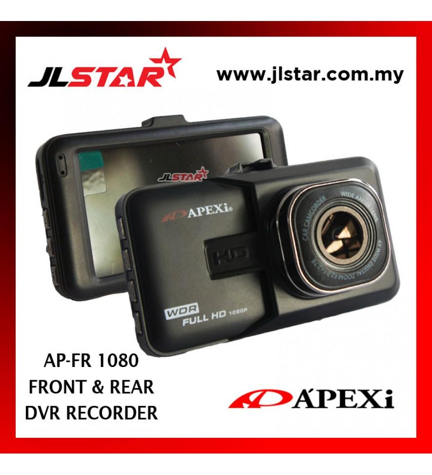 AP-FR1080 APEXI DRIVING RECORDER DVR 1080P