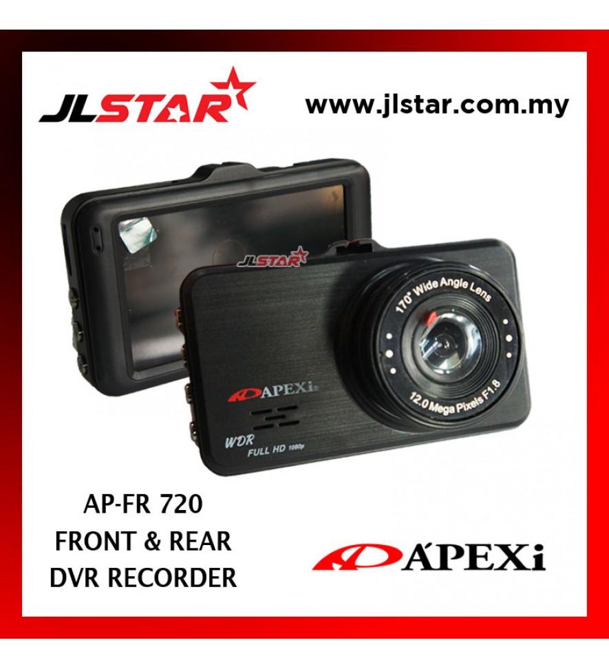 AP-FR720 APEXI DRIVING RECORDER DVR 720P