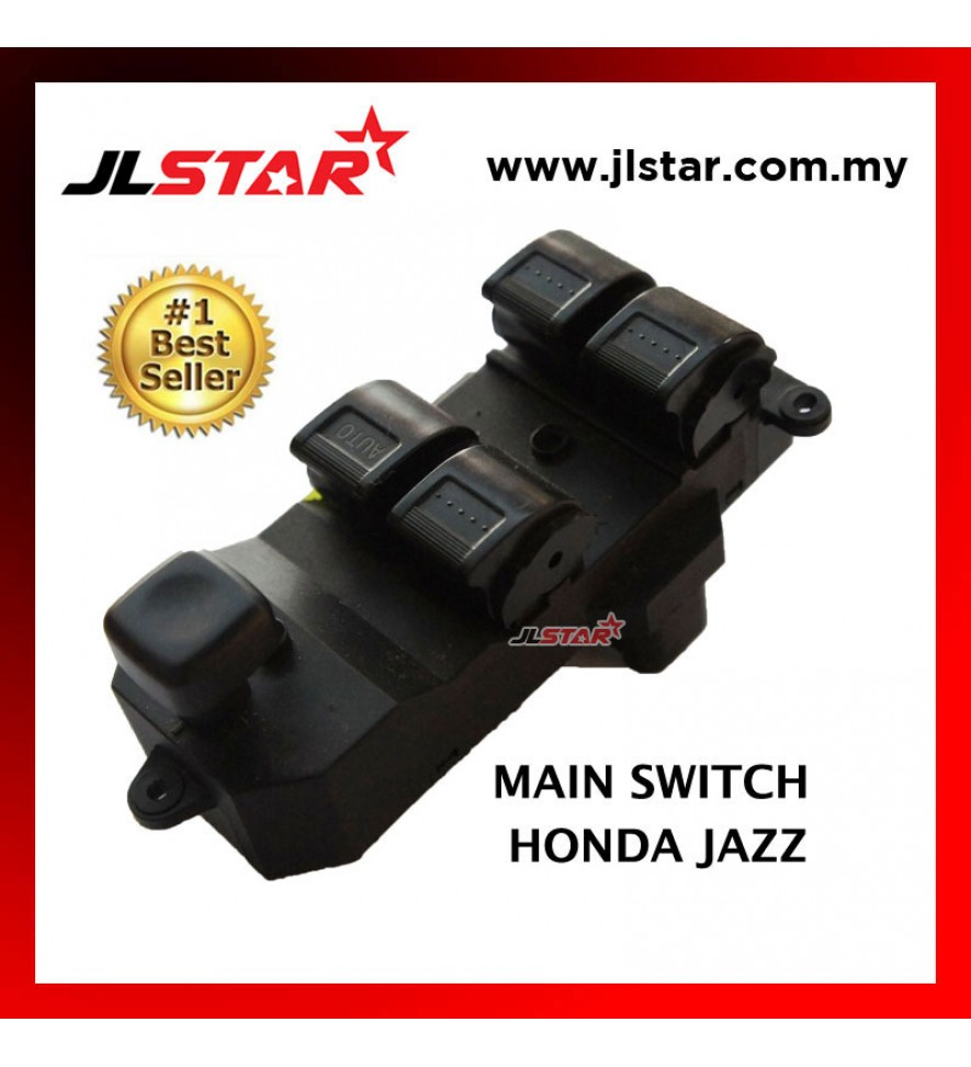 POWER WINDOW MAIN SWITCH PARTS FOR HONDA JAZZ