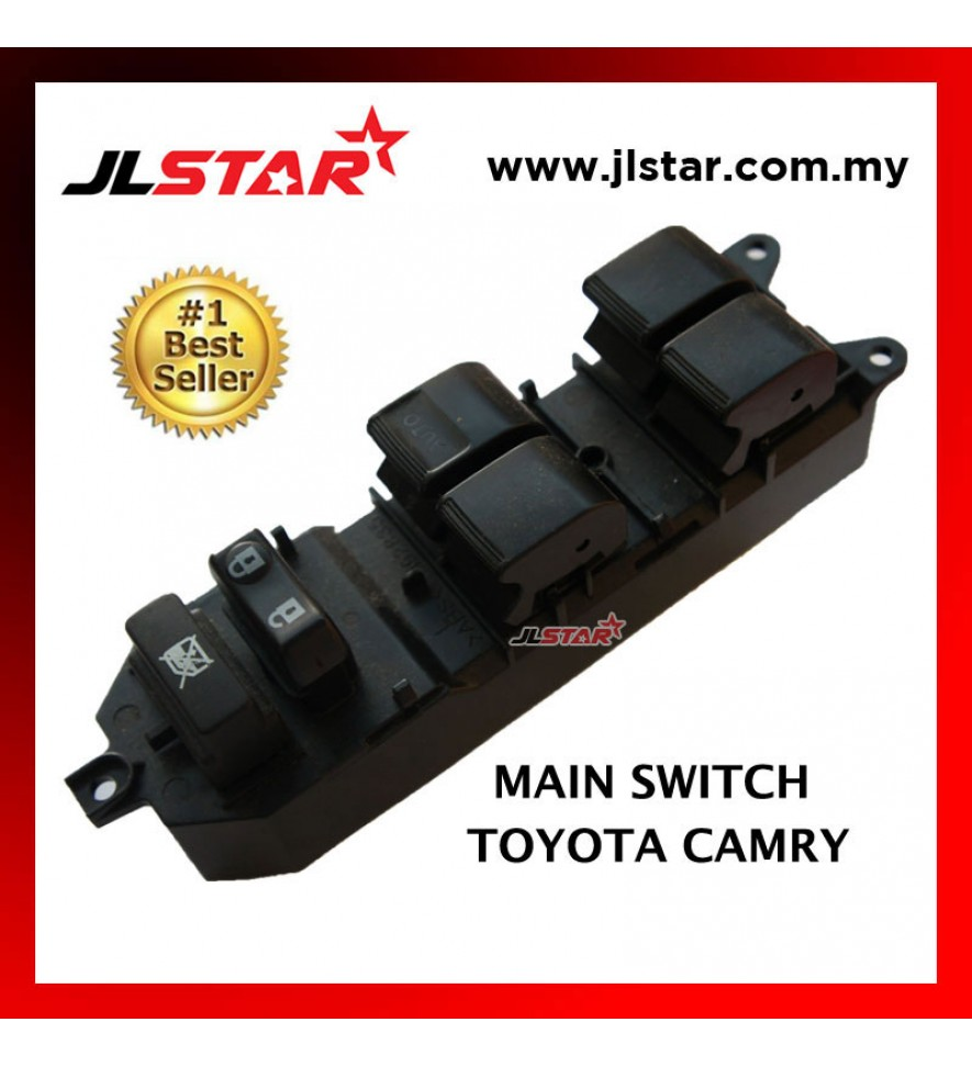 POWER WINDOW MAIN SWITCH PARTS FOR TOYOTA CAMRY