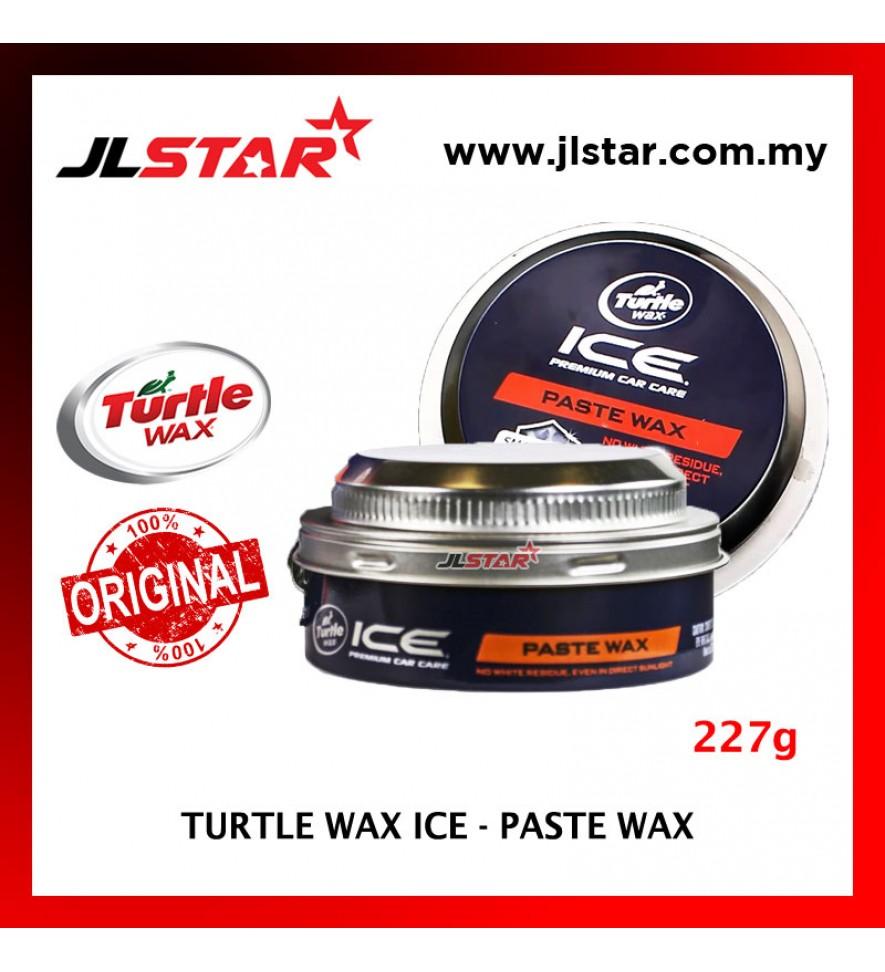 100% ORIGINAL TURTLE WAX ICE PASTE WAX TI-465R (227G)